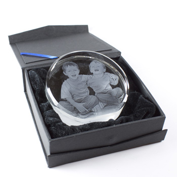 2D-Photo-Crystal-100mm-Round-Gift-Box