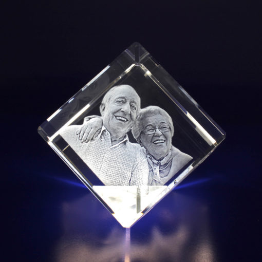 Photo Crystal 3D Diamond 50mm