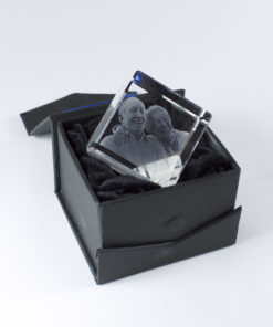 Photo Crystal Diamond 50mm Gift Box