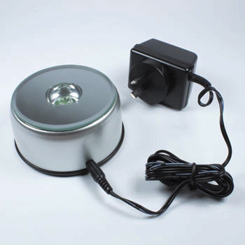 Light-Base-Small-Round-Rotating-Adapter