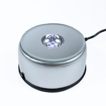 Light-Base-Small-Round-Rotating-White